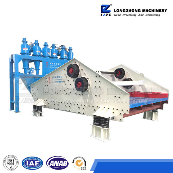 Dewatering Screen for Mine Tailings