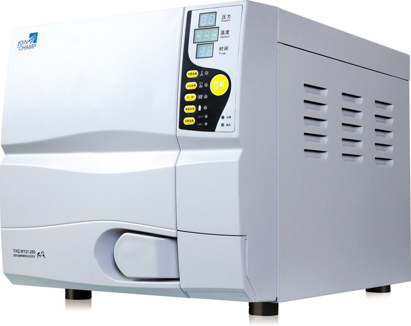 Ce Approved Heating N Class Steam Sterilizer (Steed)