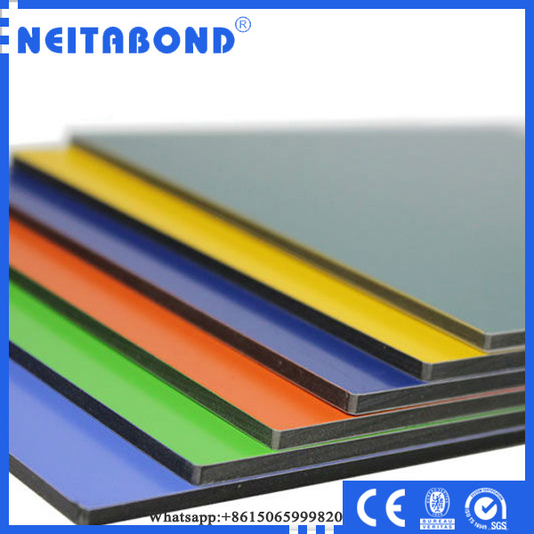 Shandong Factory 3.0mm*0.10mm Aluminum Composite Material (ACM) Used for Signage Panel