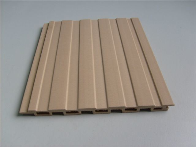 china wood plastic composite wall cladding rg160h10w