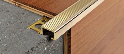 European Standard Aluminum Stair Nosing