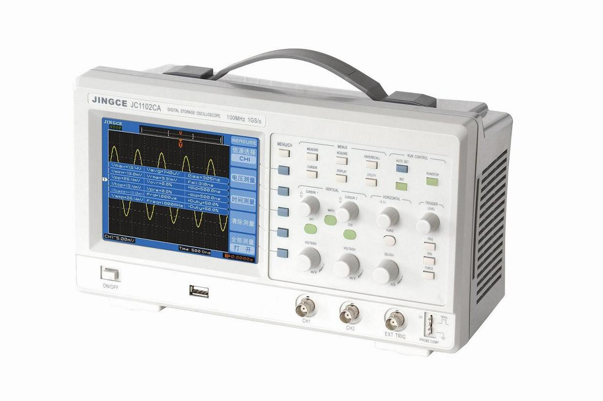 Digital Storage Oscilloscope : Digital storage oscilloscope jc china