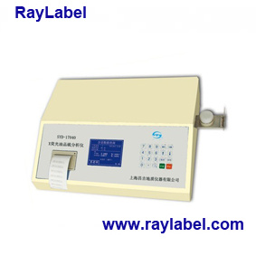 X-ray Fluorescence Sulfur-in-Oil Analyzer, Sulfur Analyzer, Xrf Analyzer (RAY-17040)