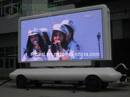 P6 Outdoor Advertising Usage LED Display Screen
