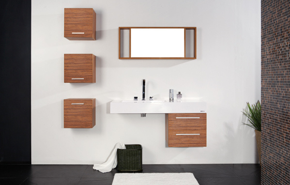 BATHROOM WICKER CABINETS, WICKER HAMPERS - HOME