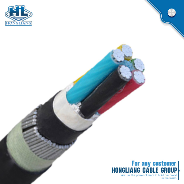 China Underground Use Xlpe Cable Xlpe Insulated Electrical