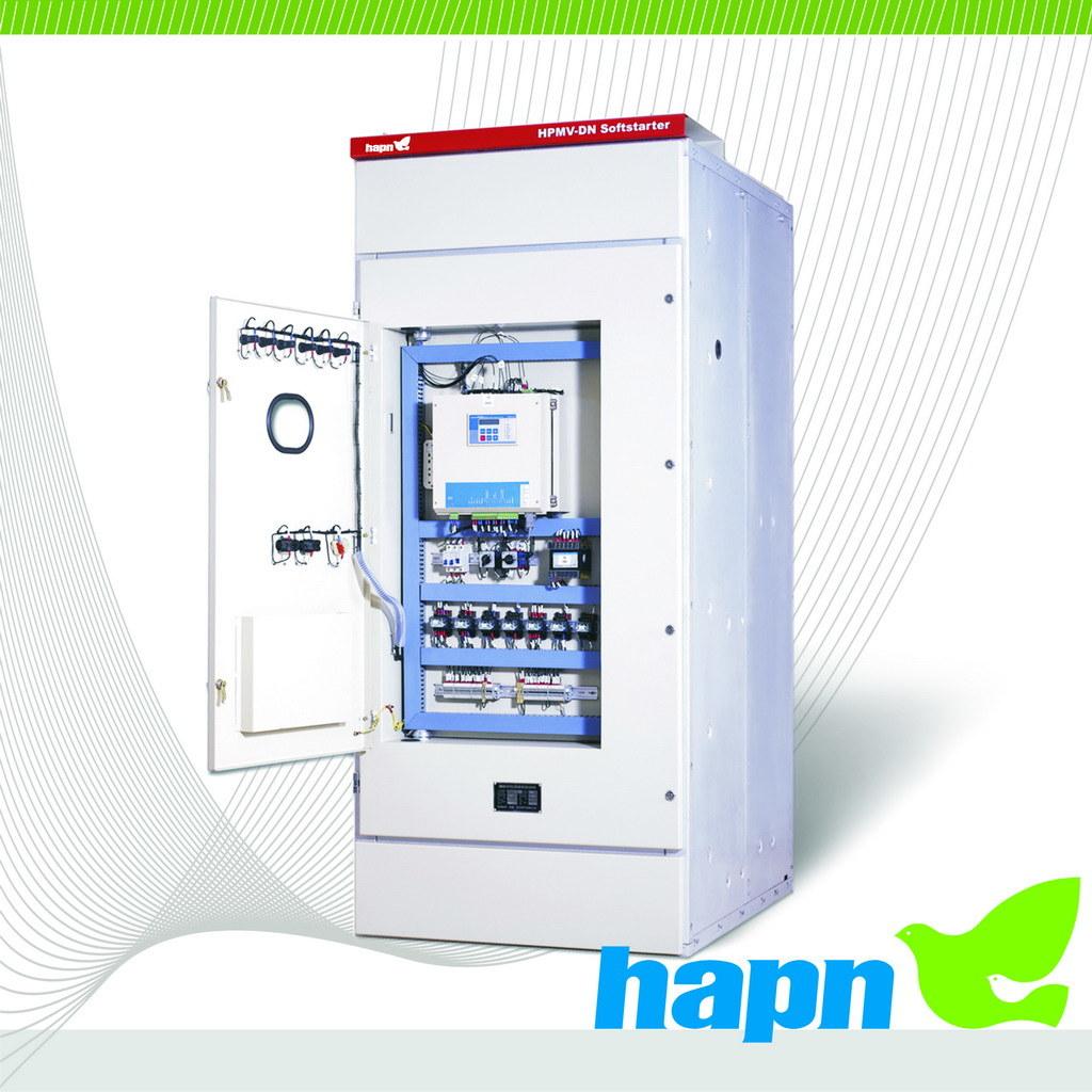 Medium Voltage Solid State Soft Starter (HPMV-DN)