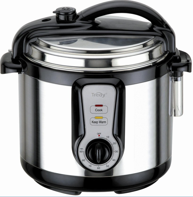Types Of Pressure Cookers