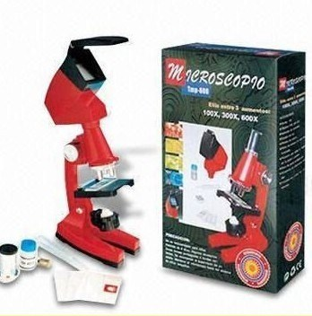how to use a microscope for kids
