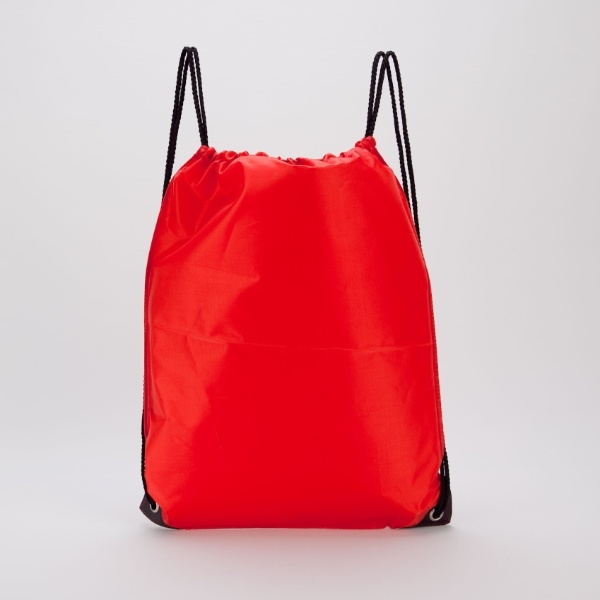 Drawstring Nylon Bag for Shopping