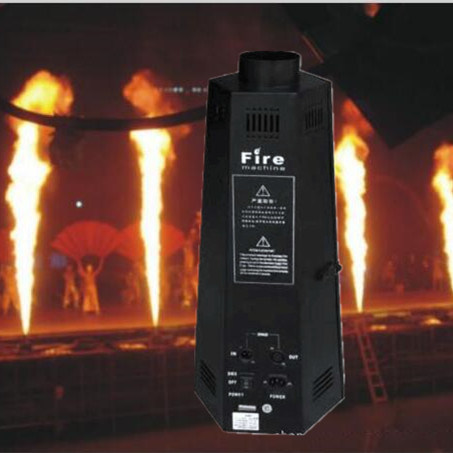 3m Flame Height DMX512 Stage Effect Fire Machine/Flame Machine