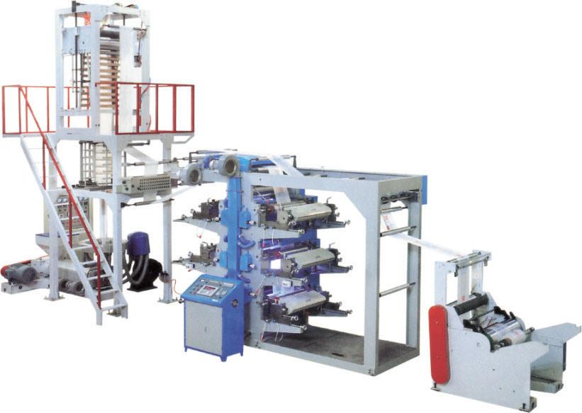 Film Blowing and Flexo Printing Machine (SJ-YT)