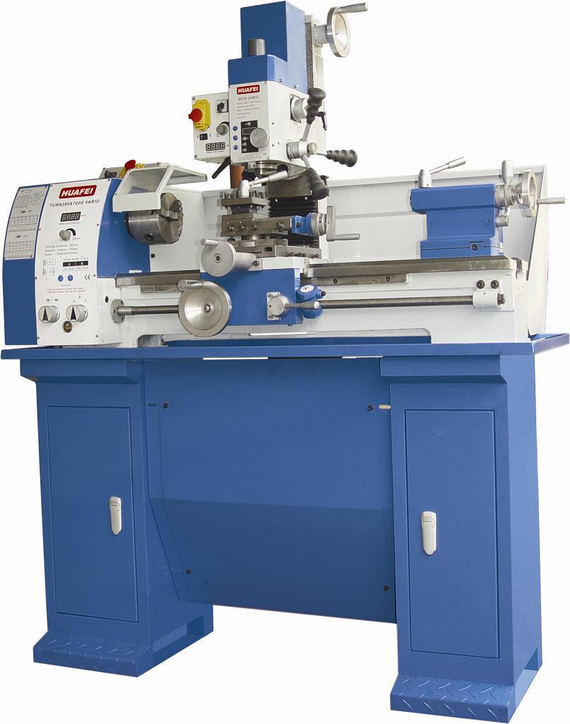 Machine (HQ250V HQ280V)