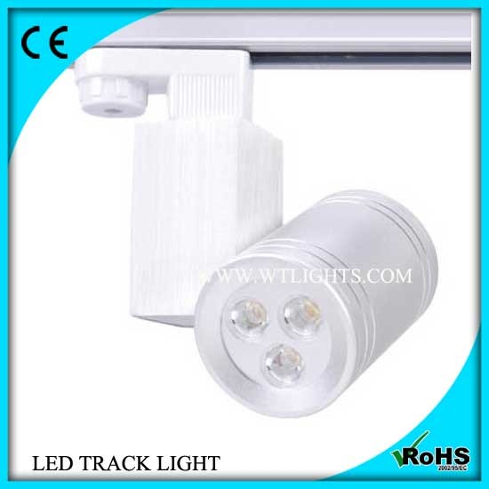 China Wireless LED Track Lighting WT TL10 3W China Led