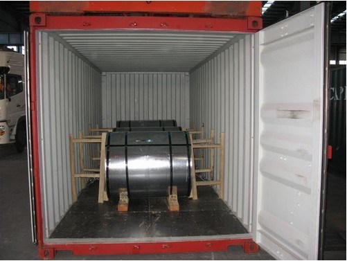 Galvanized Steel Coil (Cold rolled)
