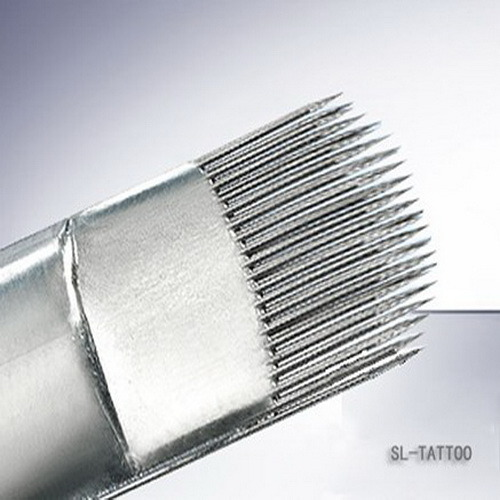 China premade sterile tattoo needle 4 china tattoo for Shading tattoo needles