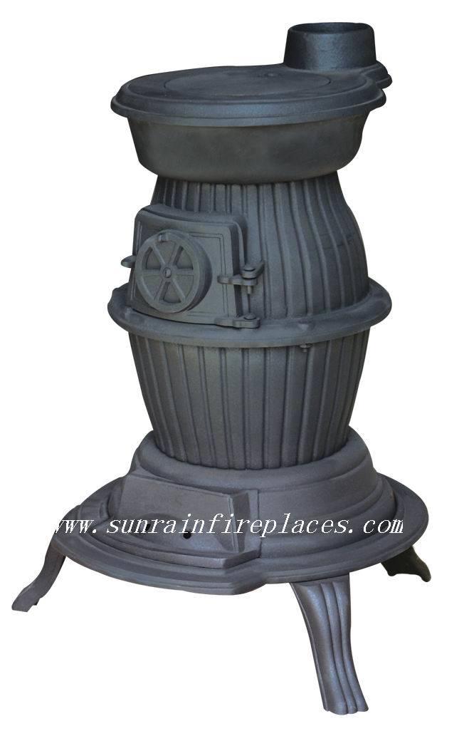 Pot Belly Stove : ... pot belly stove (JA028) - China cast iron stove, cast iron wood stove