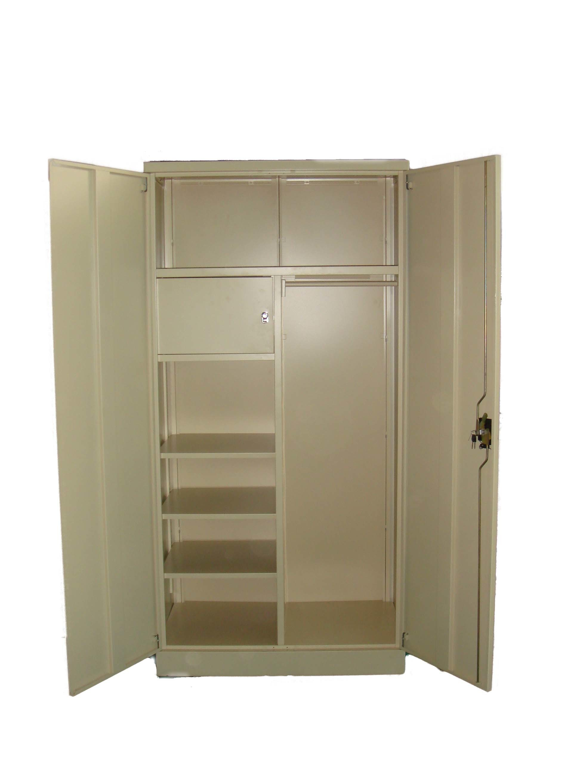 Storage cabinets steel storage cabinets for Storage in cupboards