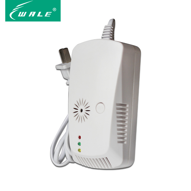 Wall Mounted Professional Independent Gas Leakage Detector