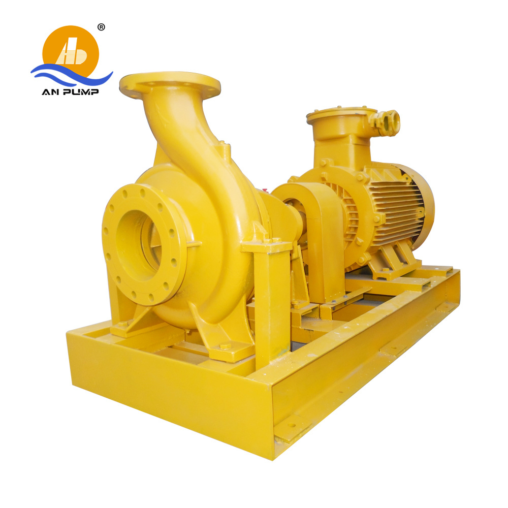 ISO Centrifugal Clean Water Pump