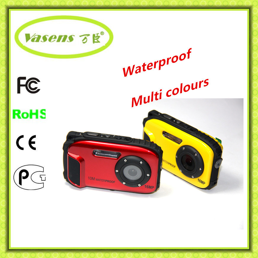 Waterproof HD Sports Camera Mini DV-216