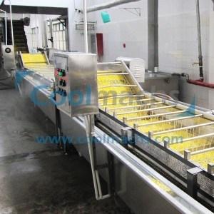 Sweet Corn IQF Frozen Line Equipment