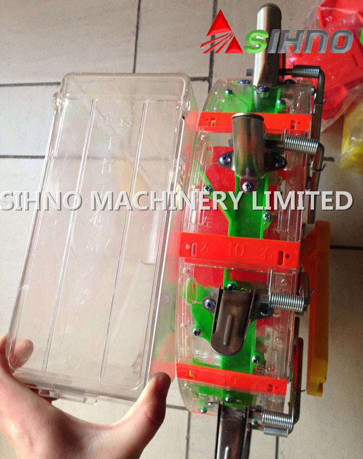 Home Hands Pushing Manual Corn/Maize/Vegetable Seeder