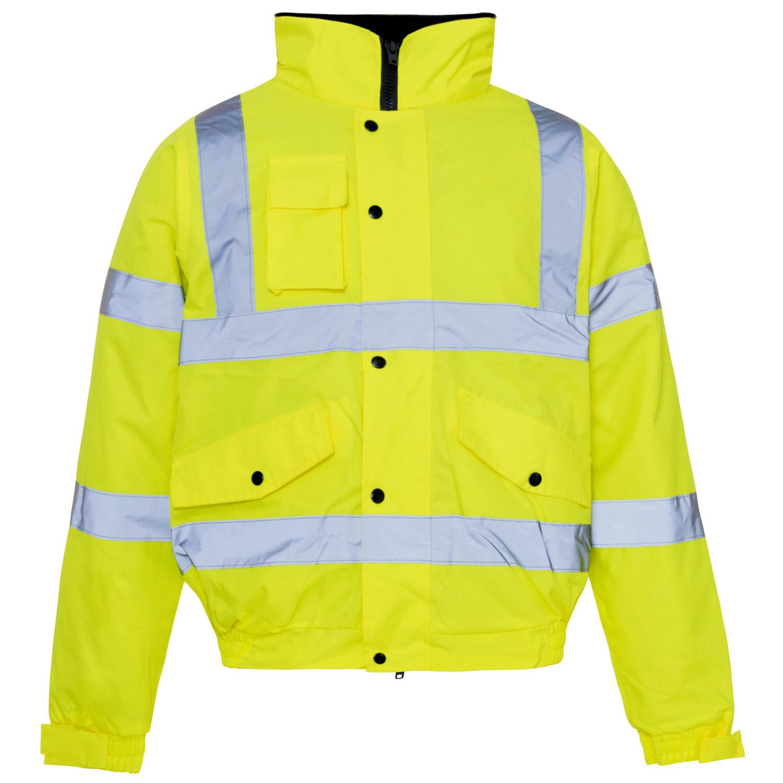 Reflective Jacket with En20471 (C2471)