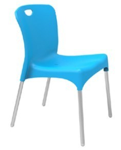 Colorful Plastic Injection Molding Chair, Dining Chair.