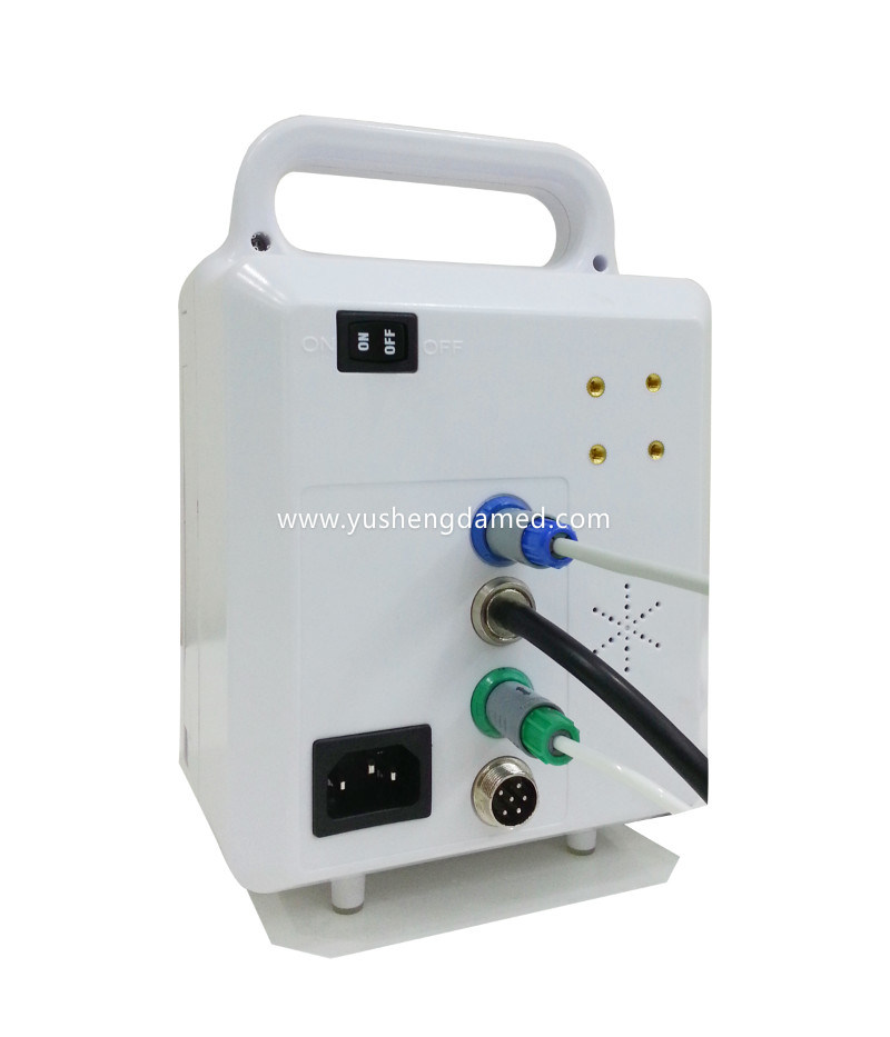 Drug Library New Micro Volumetric Intravenous Infusion Pump