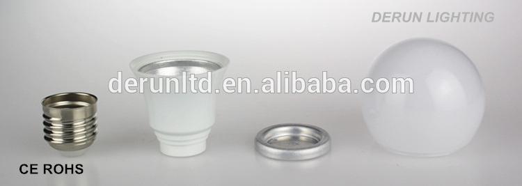 A60 E27 B22 Standard Plastic Aluminum 270 Degree Epistar SMD2835 Ra>80 PF>0.5 10W LED Bulb