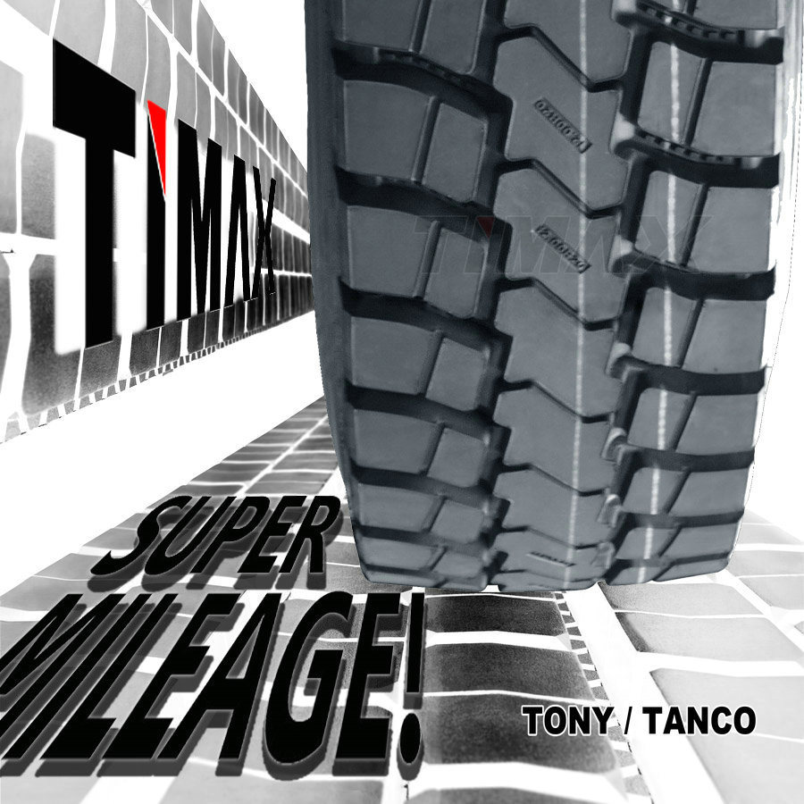 12.00r20 1200r20 12r20 12X20 Truck Tyre with Tube and Flap