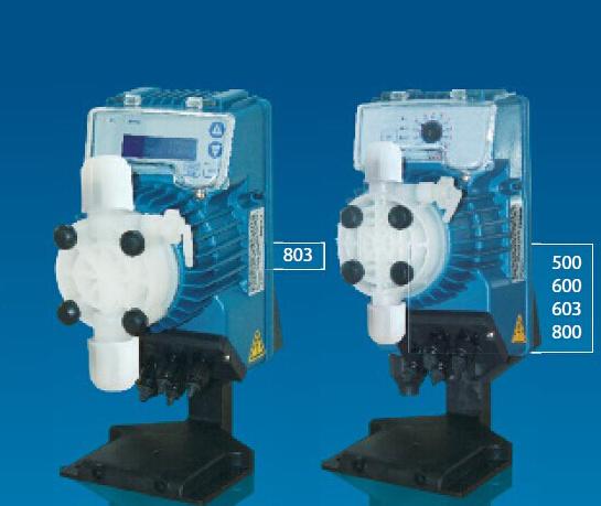 Seko Solenoid Dosing Pump Akl803 Solenoid Tekna Serial