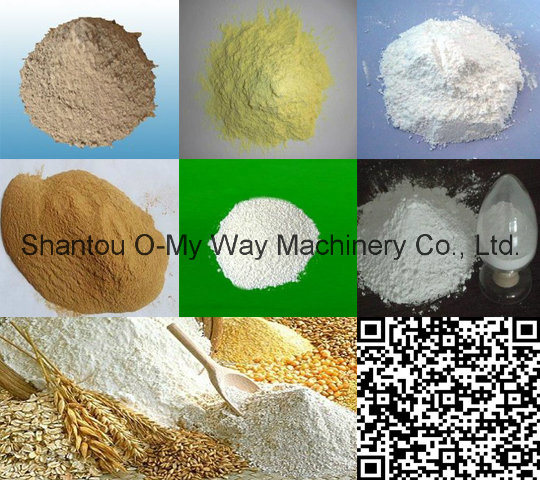 Wheat Flour Powder Automatic Vertical Packing Machinery