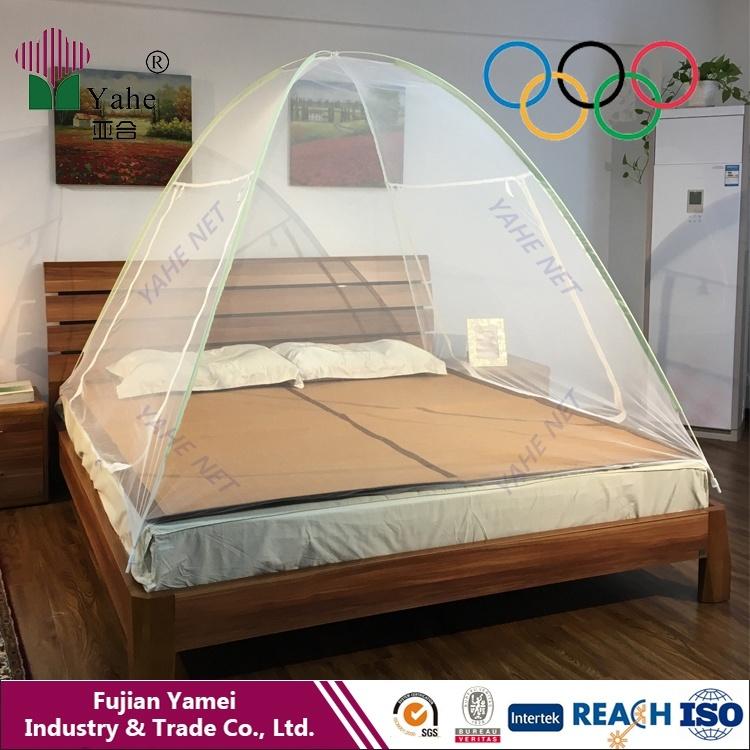 2016 Brazil′s Rio Olympics Chinese Athletes Mongolian Yurt Mosquito Net