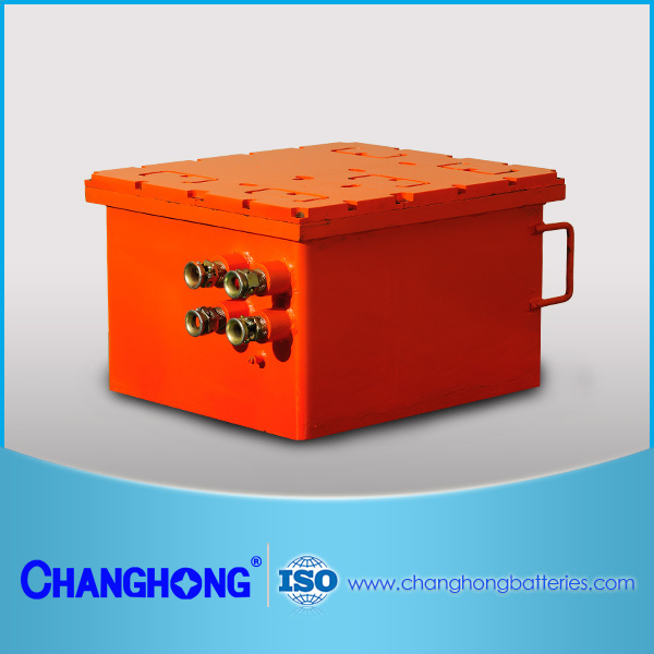 Changhong Flameproof Lithium-Ion Battery (Li-ion Battery) System for Mining Application