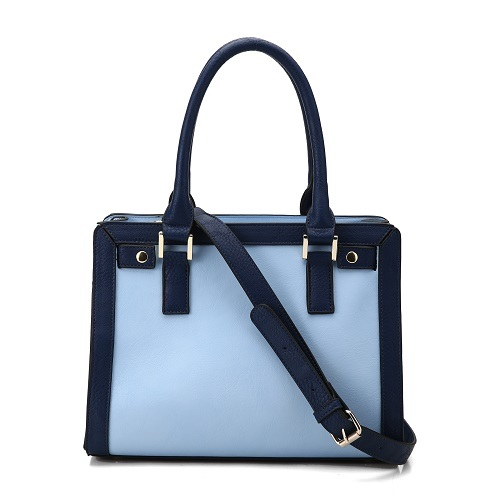 Women PU Fashion Evening Leather Hand Bag Lady Designer Handbag (MBNO040128)