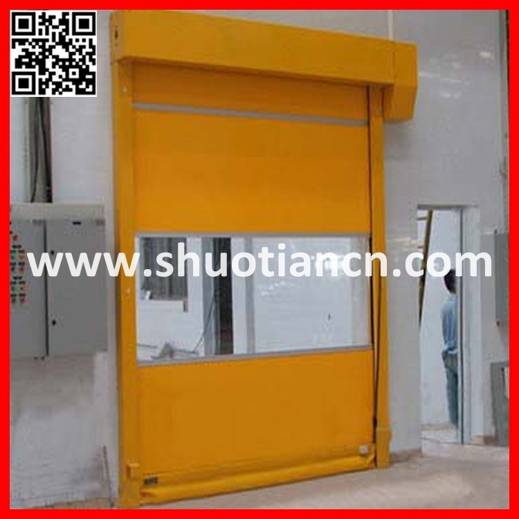 Electric Fabric High Speed Automatic Rolling Shutter (ST-001)