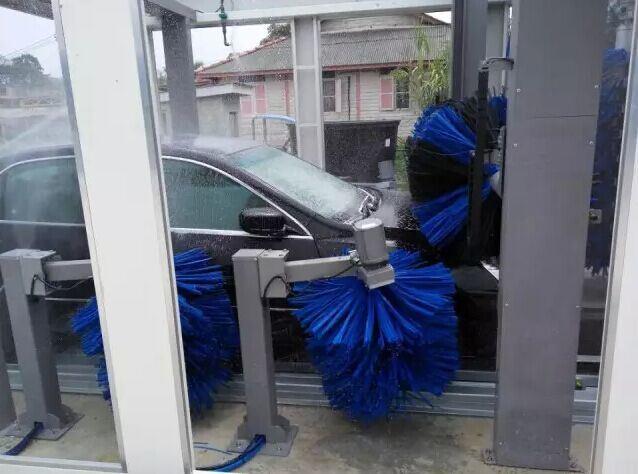 Automatic Tunnel Car Wash Machine for Nigeria Ghana Carwasher