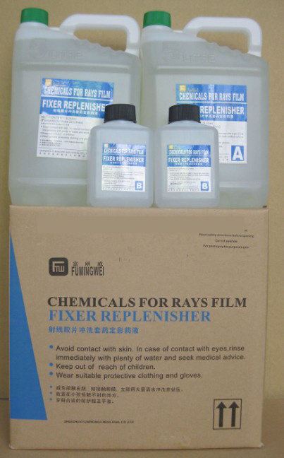 Developer Fixer/ Chemical for X Ray Film