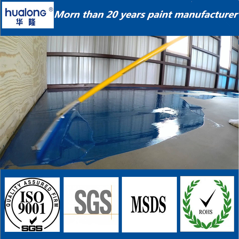 Hualong Self Leveling Epoxy Floor Paint