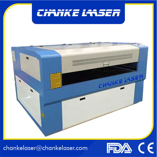 10mm CO2 Acrylic Laser Cutting Machine Ck6090