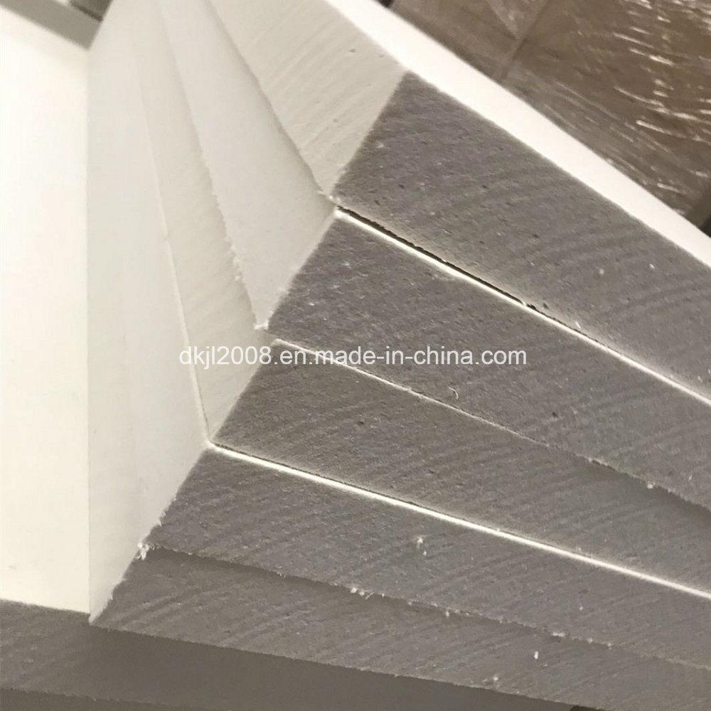 China Fireplace Used Ceramic Fiber Fireproof Insulation Board