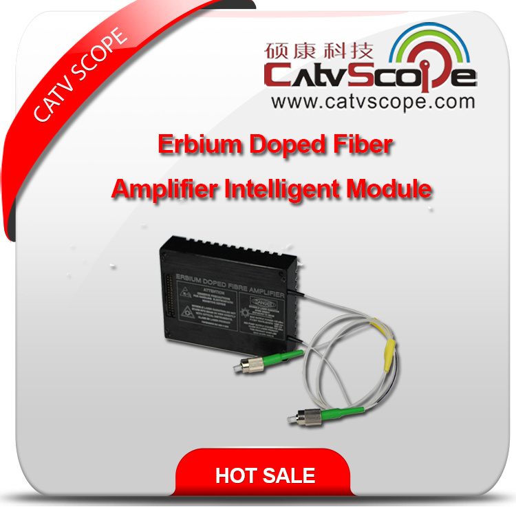 Erbium Doped Fiber Amplifier (EDFA) Intelligent Module