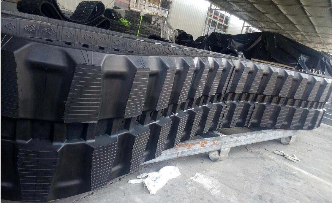 Rubber Track Rt 450X81n