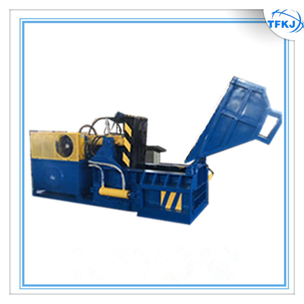 Car Shell Press Automatic Scrap Aluminum Metal Baler