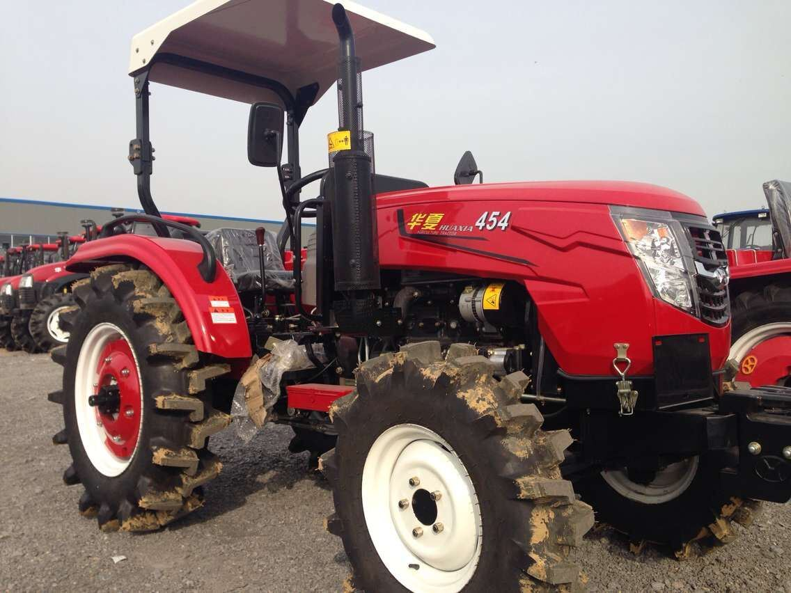 45HP 4WD Farming Tractor