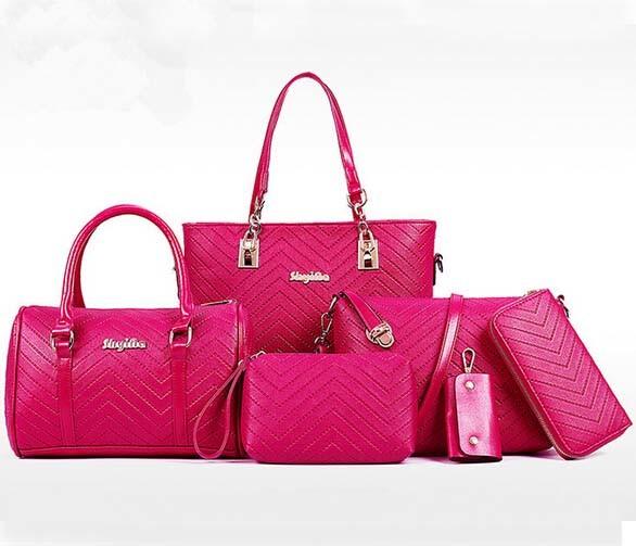 Wholesale Women Shopping Leather Designer Shoulder Hand Bags&Cases (XM0283)