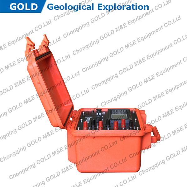 Geophysical Underground Resistivity Meter for Underground Water Exploration