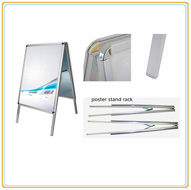 25mm Aluminum Poster a-Board/Advertising Poster Holder